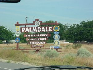 Palmdale Suicide Cleanup